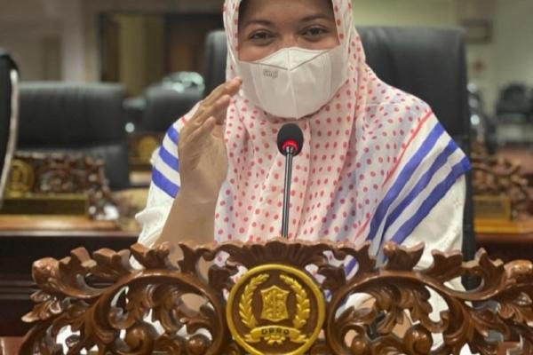 Khusnul Dorong Mahasiswa Kontrol Kebijakan Pemkot Surabaya
