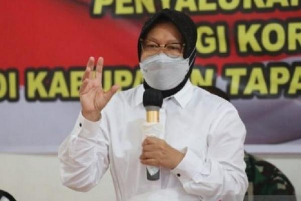 Risma Harap Anak Yatim Bukan Korban COVID Masuk APBN 2022