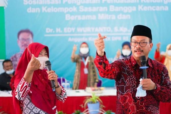 Edy Wuryanto Tekankan Peran Keluarga Cegah Stunting