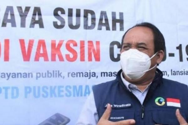 Keren! Vaksinasi di Pangandaran Capai 70 Persen!