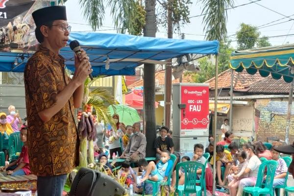 Adi Apresiasi Penuh Kegiatan Sedekah Bumi di Surabaya