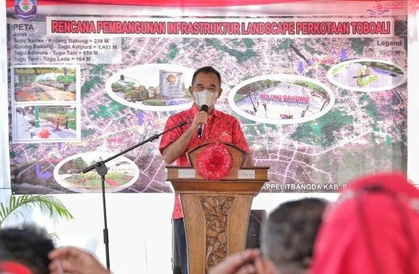 Rudianto Tjen Harap Wisata Kolong Bakung Berdampak Positif