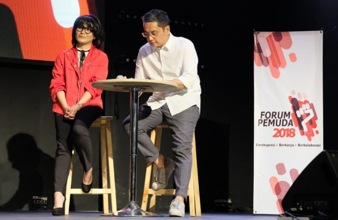 Forum Pemuda Sumber Inspirasi dan Aspirasi Generasi Muda