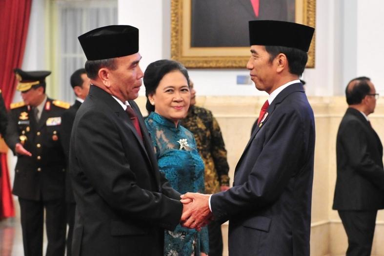 Presiden Inginkan BSSN Tidak Ketinggalan dari Negara Lain