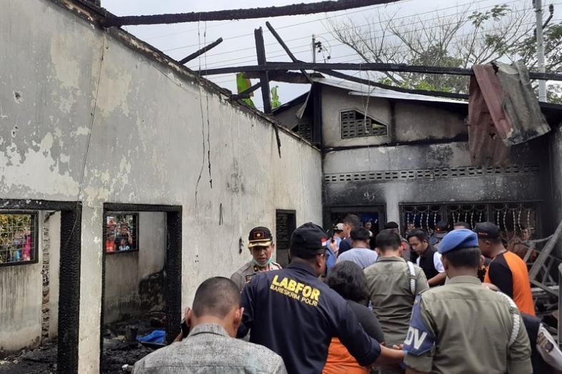 Kebakaran Pabrik Korek Api, Pemkab Langkat Dinilai Lalai