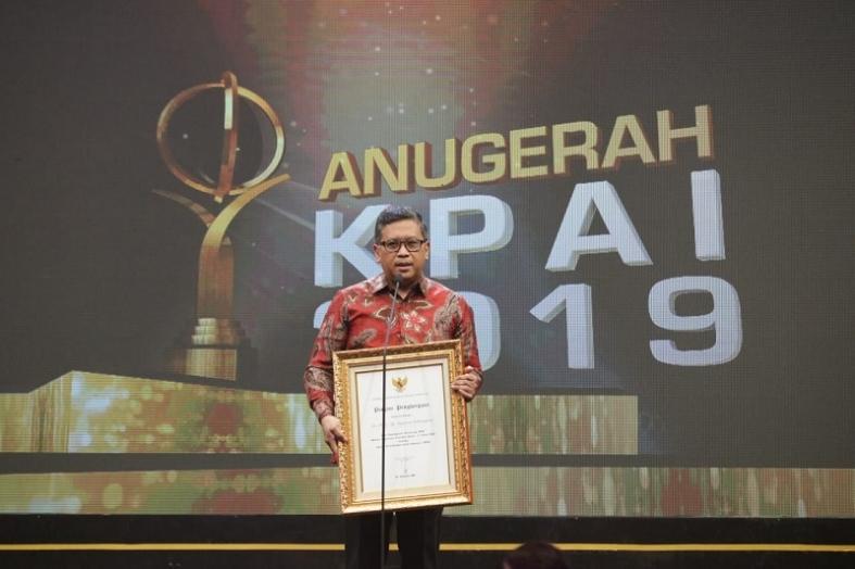 Lindungi Anak Indonesia, Megawati Dapat Penghargaan KPAI