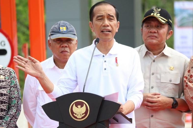 Presiden Inginkan Kagama Garda Terdepan Indonesia Maju