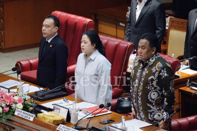 Bahas Omnibus Law, DPR Gelar Rapat Paripurna