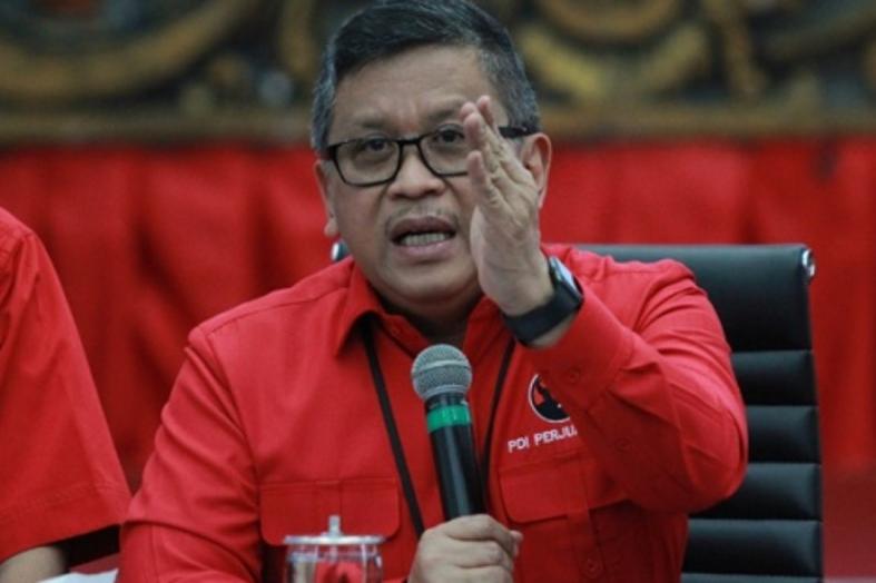 Hasto: Indonesia untuk Semua, Berdiri Kokoh dengan Pancasila