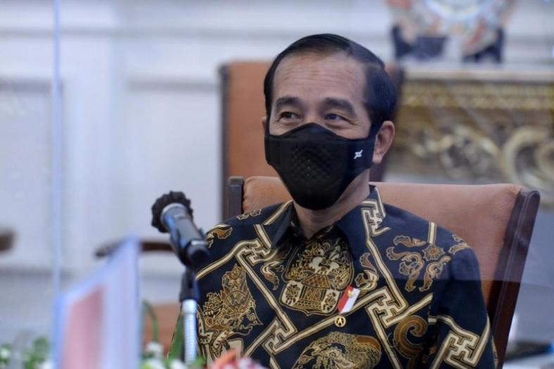 Presiden Ingatkan Laju Penularan Covid Saat Libur Panjang