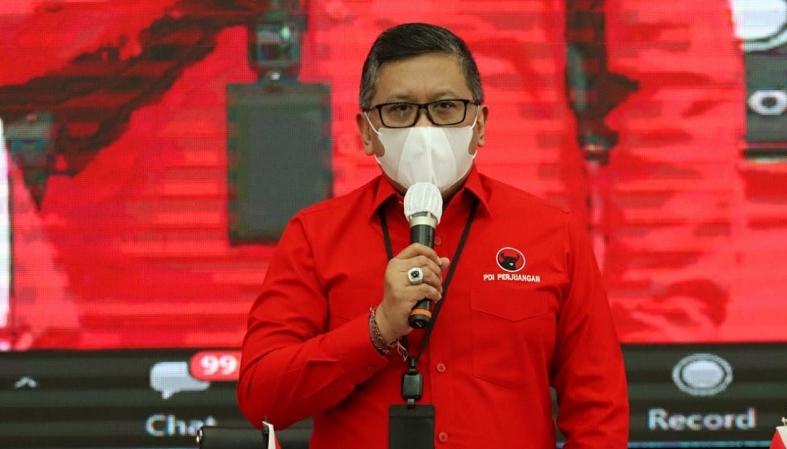 PDI Perjuangan Tegaskan Rejim Jokowi Tidak Otoriter!