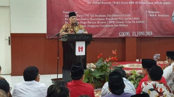 Basarah: Elemen Pendiri Bangsa Diharapkan Isi Kabinet Jokowi