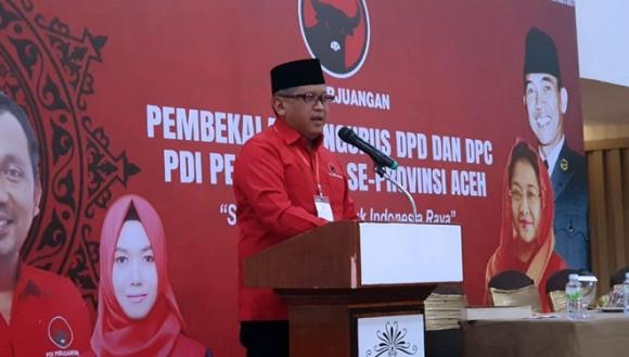 PDI Perjuangan Siap Pasang Badan untuk Jokowi