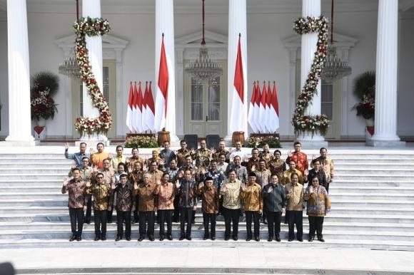 Presiden Namakan Kabinetnya, Kabinet Indonesia Maju