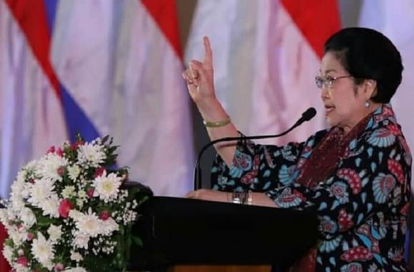 Megawati Sindir Kader yang Keluar dari Jalur PDI Perjuangan