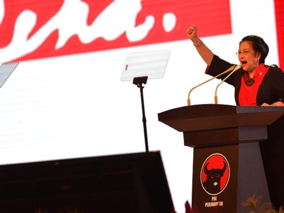 Hari Lahir Pancasila, Megawati Ajak Rakyat Pupuk Optimisme