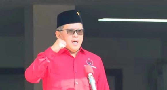 Sekjen Hasto: Suara Kebangsaan Indonesia