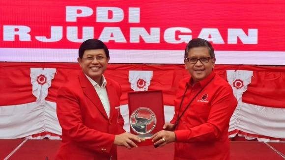 PDI Perjuangan dan PKP Komitmen BentengiIdeologi Pancasila