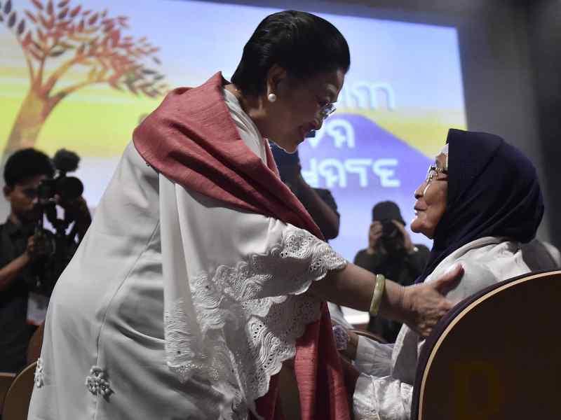 HUT ke-71 Megawati Dirayakan dengan Pertunjukan Teater