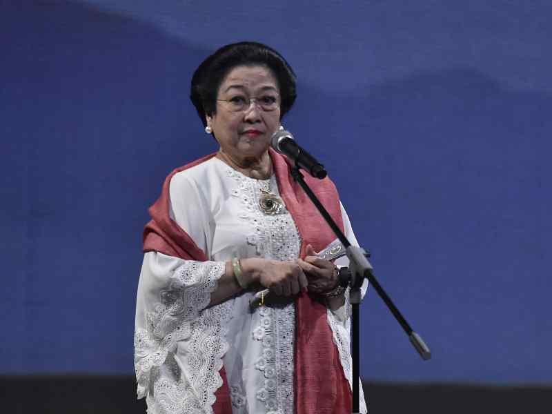 Megawati Ingin Penderita HIV/AIDS Diperhatikan