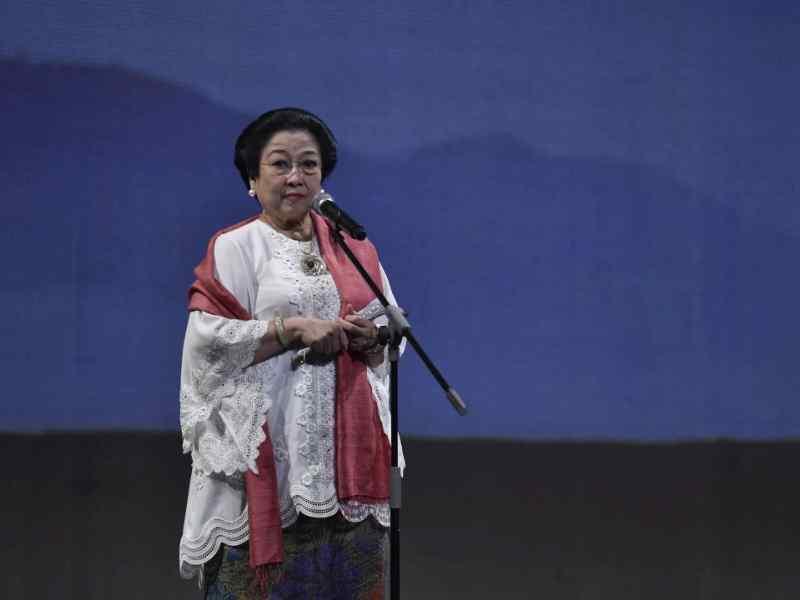 Megawati: Saya Serasa 17 Tahun