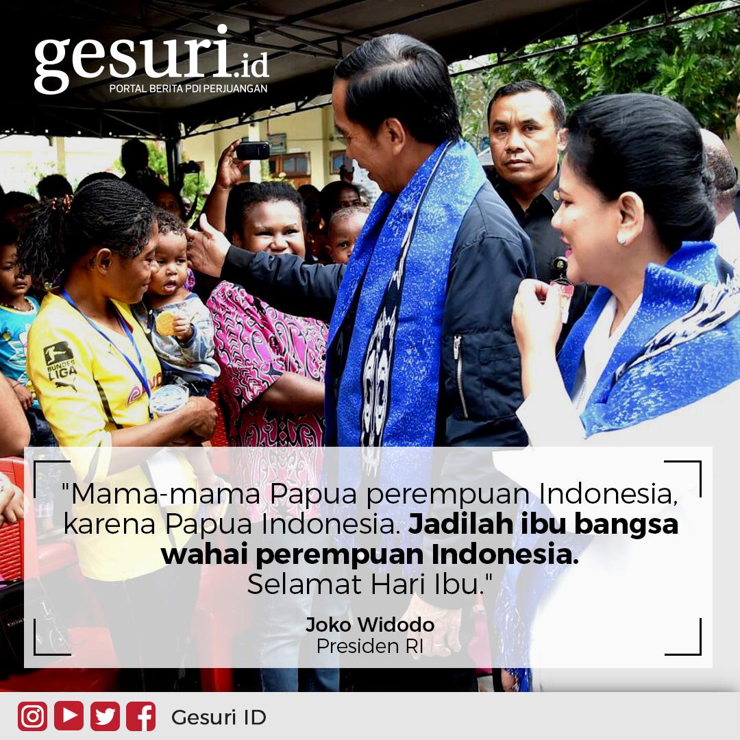 Jadilah ibu bangsa wahai perempuan Indonesia