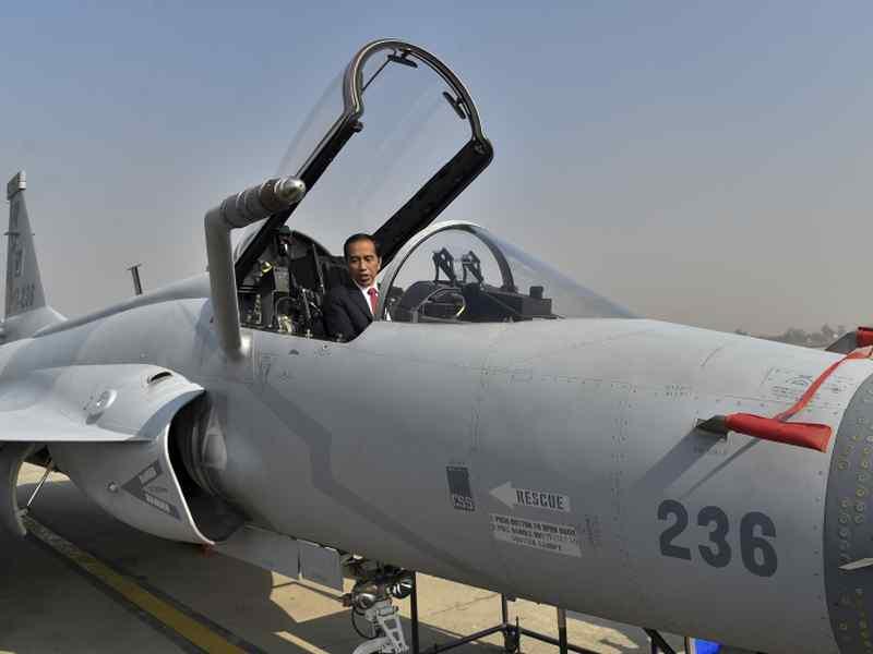 Presiden Joko Widodo Tiba di Kabul