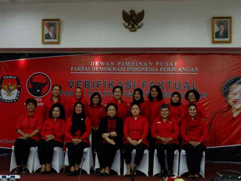 Megawati Harapkan Penyelenggara Pemilu Netral