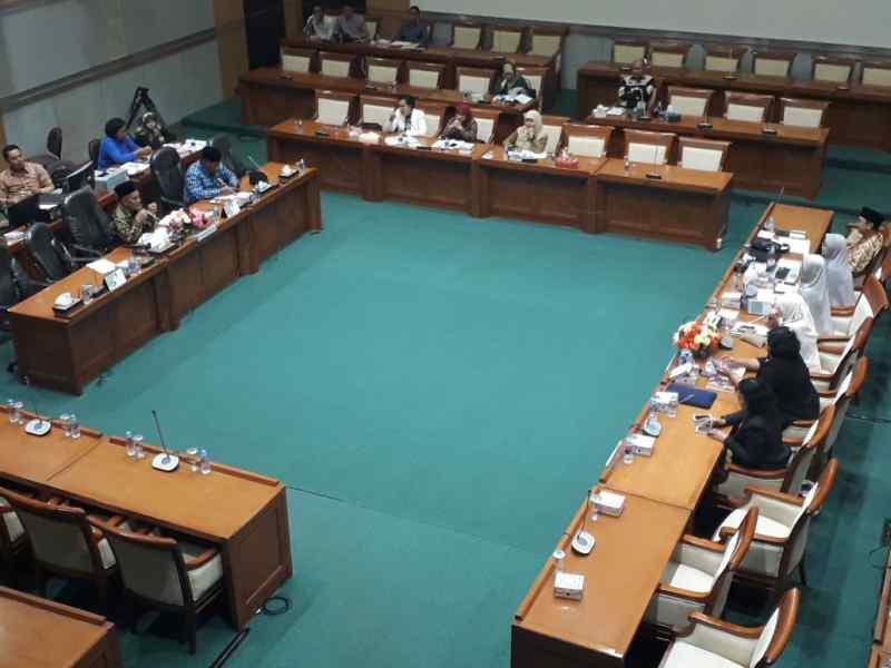 RUU Penghapusan Kekerasan Seksual Berlandaskan Pancasila