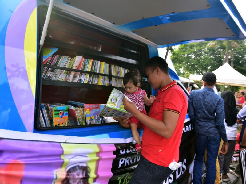 Buleleng Optimalkan Pendampingan Perpustakaan Desa