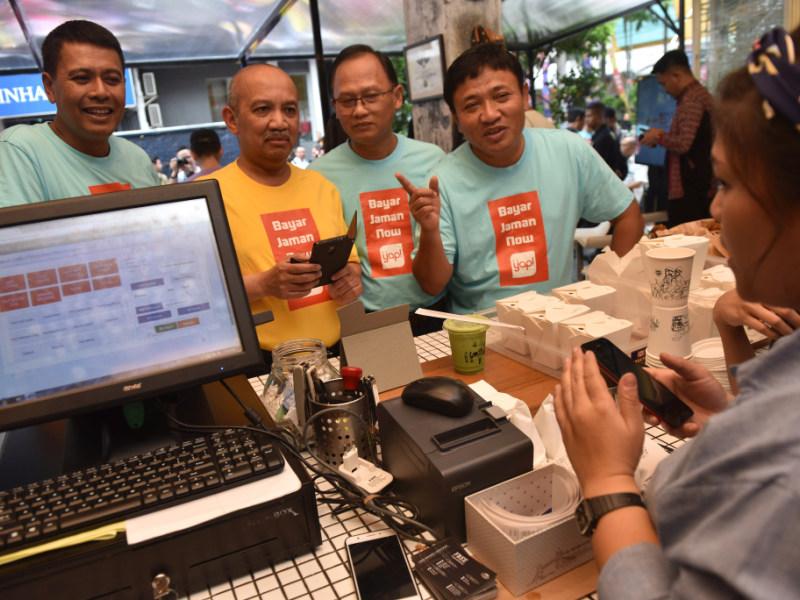 Rupiah Digital Picu Efisiensi Sistem Pembayaran