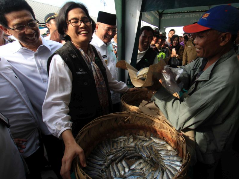 Kasus Asmat, Menkeu Siap Kaji Dana Otsus Papua