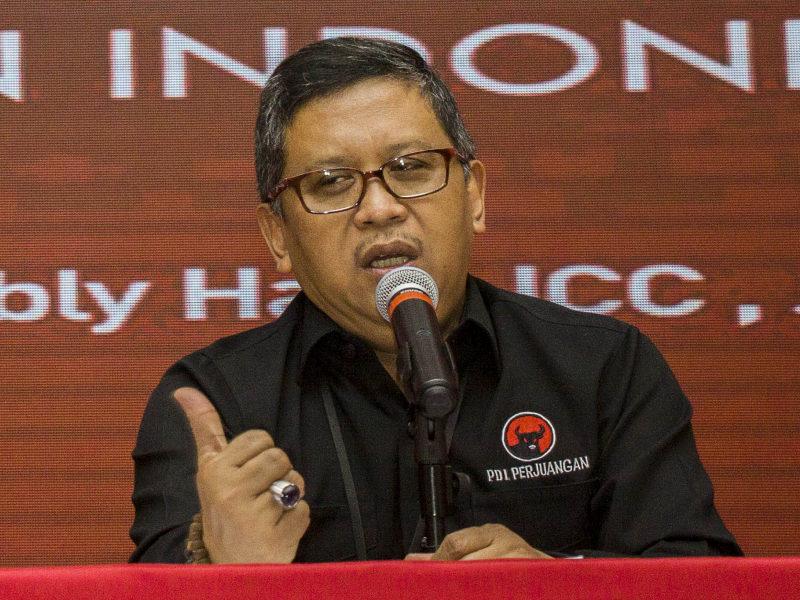 Sekjen PDI Perjuangan Bersaksi di Sidang Alfian Tanjung