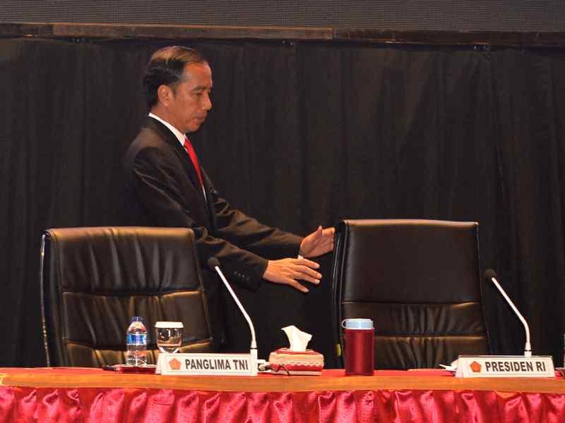 Jokowi Minta Fasilitas Zakat ASN Jangan Jadi Polemik