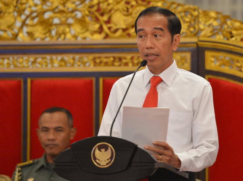Presiden Jokowi: Selamat Tahun Baru Imlek 2569