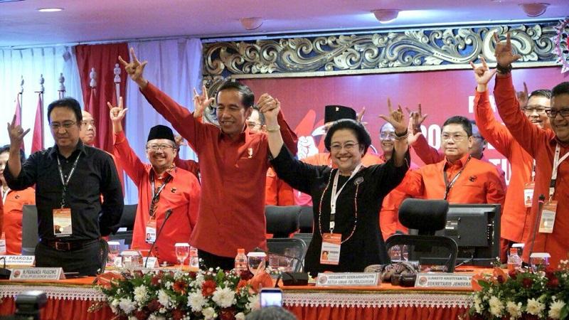 Pencapresan Jokowi Tingkatkan Elektabilitas Partai