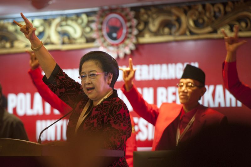 Ketum PDI Perjuangan Instruksikan Kader Menangkan Jokowi
