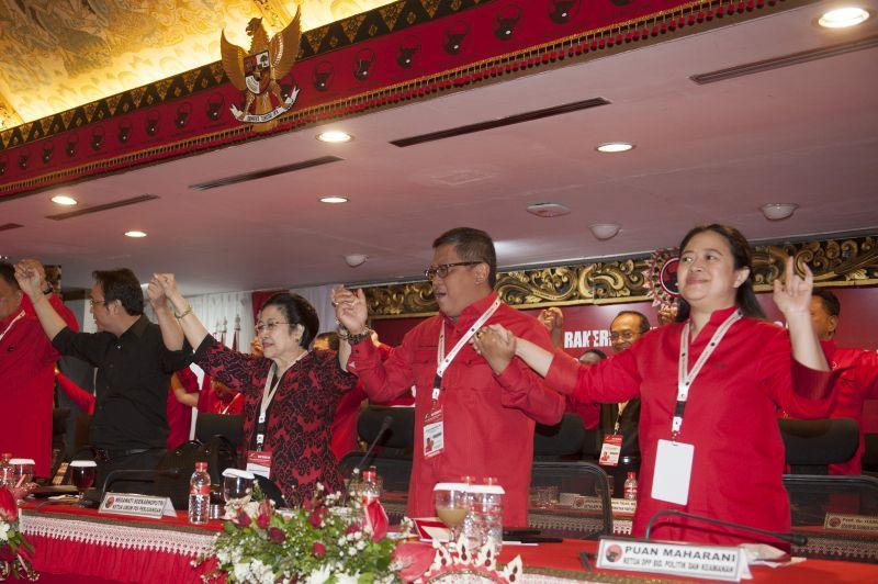 Kata Puan Soal Cawapres Pendamping Jokowi