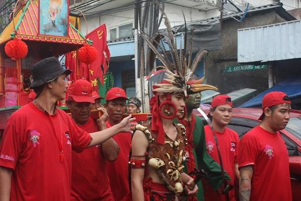 Festival Cap Go Meh Sejalan dengan Trisakti Bung Karno
