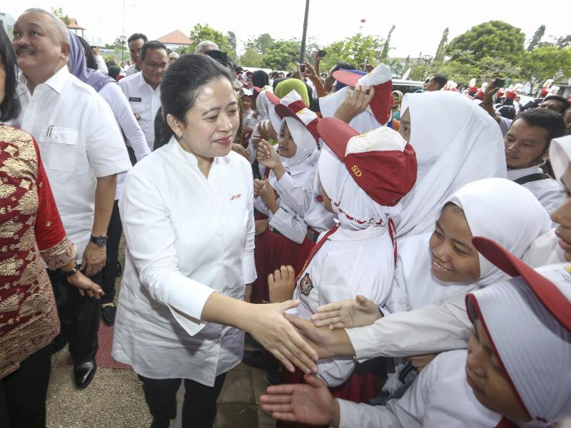 Menko Puan Minta Bantuan Pemerintah Digunakan dengan Bijak
