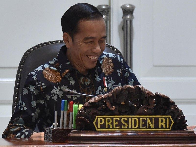 Jokowi Minta Persiapan Asian Games 2018 Terinci