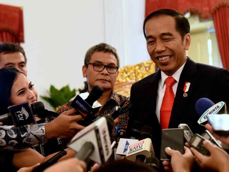 Presiden Jokowi Ingin Semua Perizinan Disederhanakan