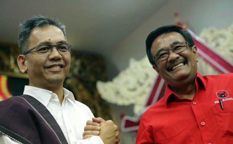 Rekam Jejak Djarot Saiful Hidayat Tidak Diragukan