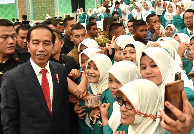 Presiden Jokowi: Jangan Buat Bangsa Kita Pesimis!