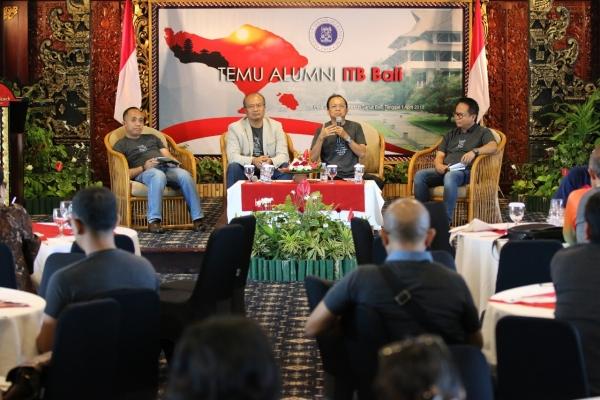 Alumni ITB Bali Dukung Koster-Ace Jadi Gubernur