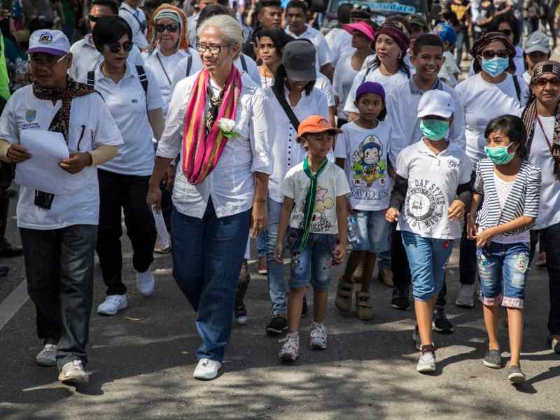 Mama Emi: Masa Depan Adalah Milik Pemuda
