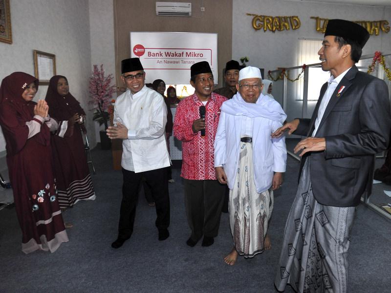 Pendampingan Bank Wakaf Mikro Cegah Kredit Macet