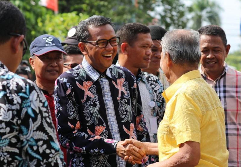 Sehabis Napak Tilas, Prof Nurdin: Menang Telak di Makassar