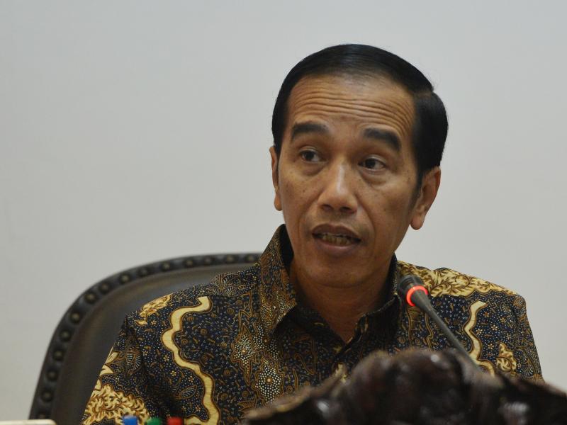 Hadapi Tantangan, Jokowi Ajak Umat Hindu Tingkatkan SDM