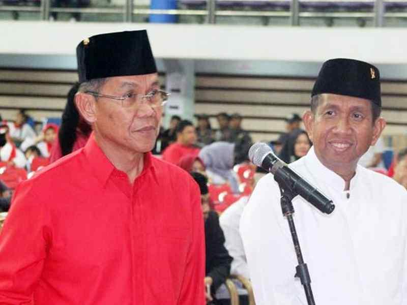 Mesin Partai Bersinergi Menangkan Rusmadi-Safaruddin